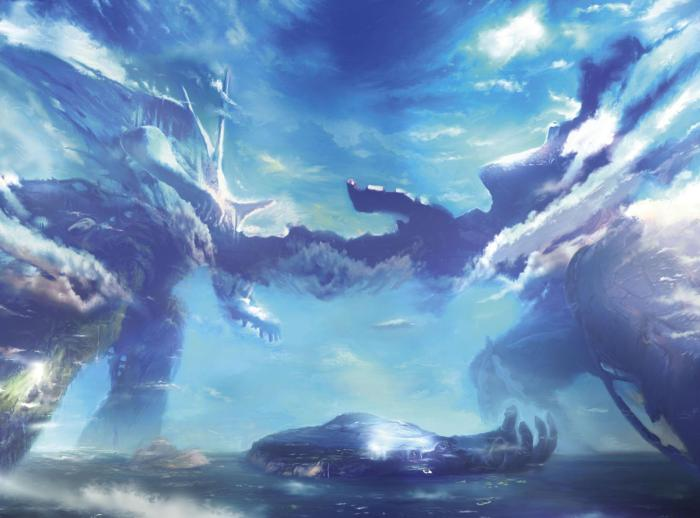 Xenoblade Novelisation 001 - Display Image