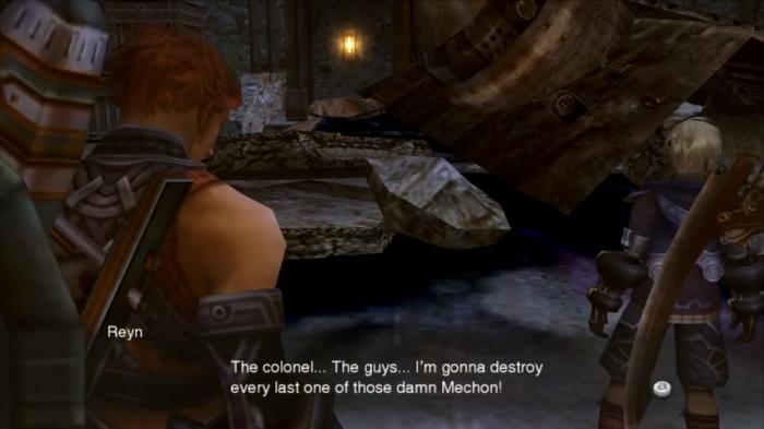 Xenoblade Novelisation 006 - Damn Mechon