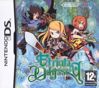 Etrian Odyssey Review - Box