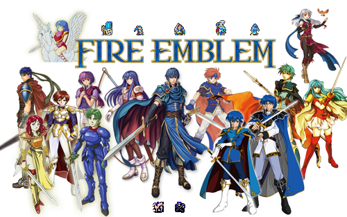 Fire Emblem Past - Display Image