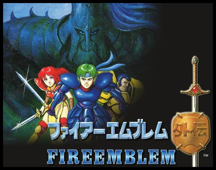 Fire Emblem Past - FE2