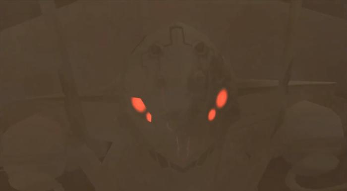 Xenoblade Novelisation 009 - Eyes