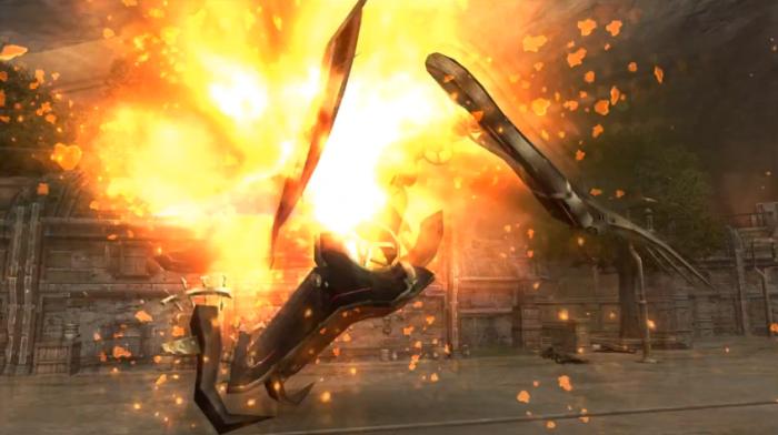 Xenoblade Novelisation 009 - Metal Face Blast