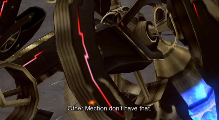 Xenoblade Novelisation 009 - Metal Face Light