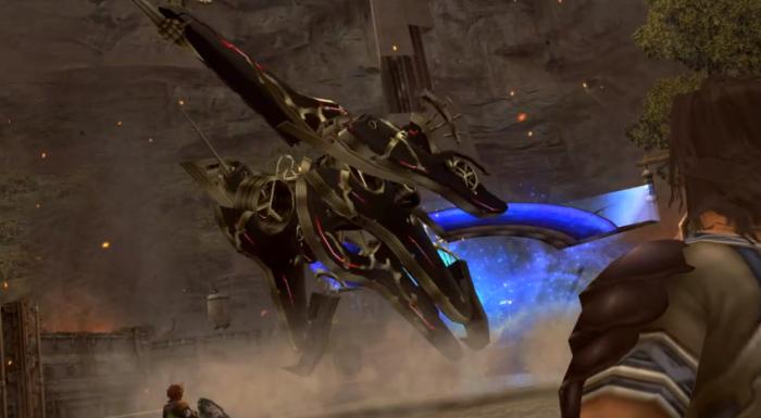 Xenoblade Novelisation 009 - Transformers