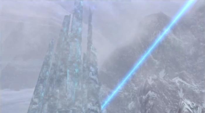 Xenoblade Novelisation 011 - Blue Light