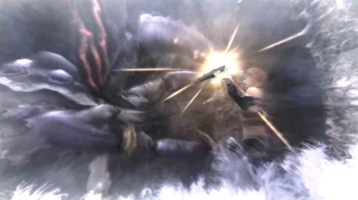 Xenoblade Novelisation 012 - Stabbed