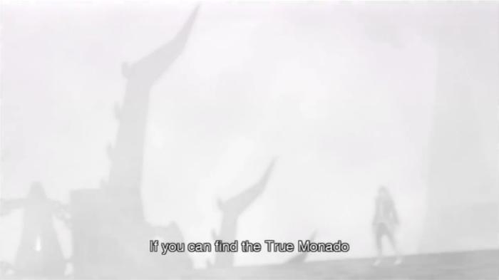 Xenoblade Novelisation 012 - True Monado