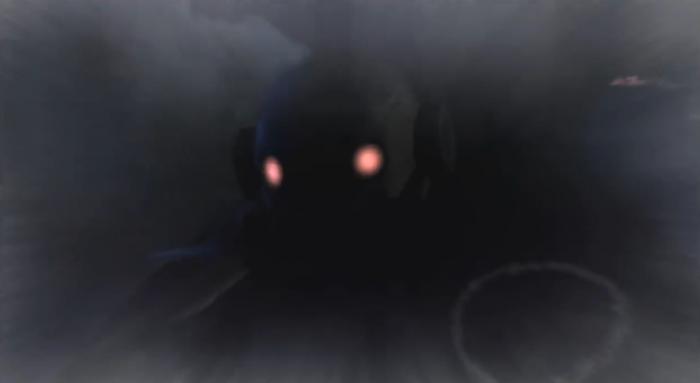 Xenoblade Novelisation 014 - Visions Mechon Face