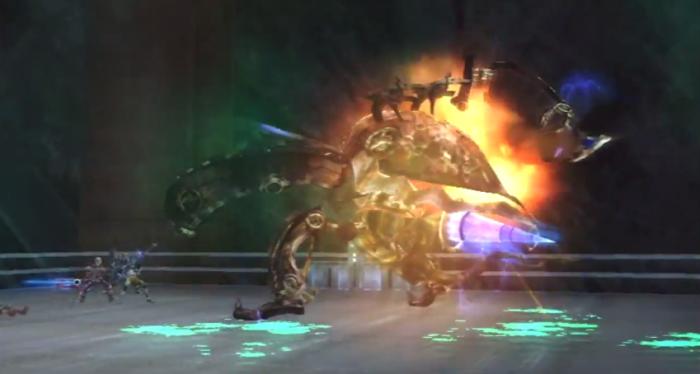 Xenoblade Novelisation 023 - Arm Blast