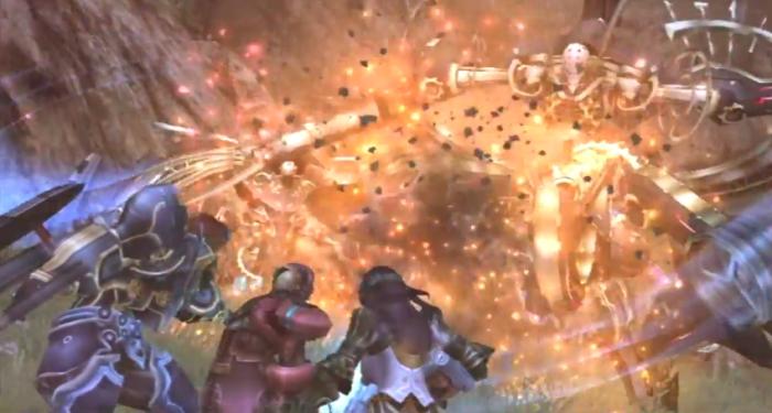 Xenoblade Novelisation 023 - Blast