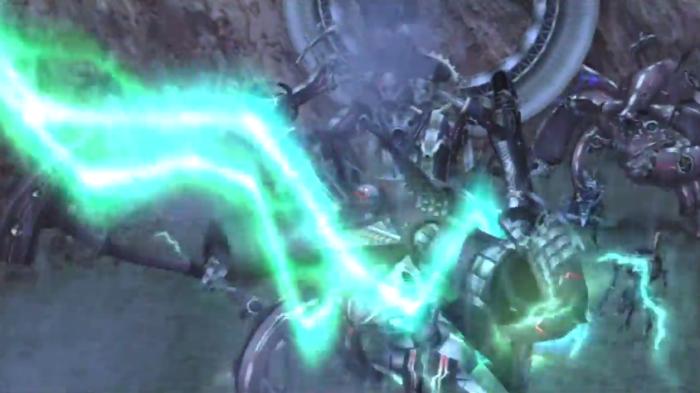Xenoblade Novelisation 023 - Green Lightning
