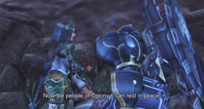 Xenoblade Novelisation 023 - Peace