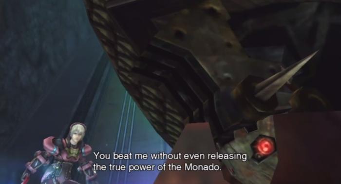 Xenoblade Novelisation 023 - True Power