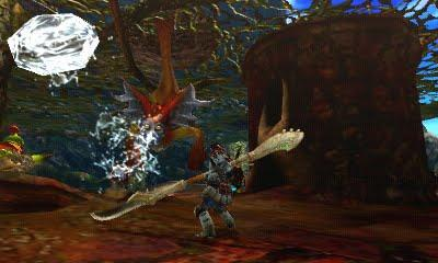 Monster Hunter 4 Ultimate - Beasts - Kecha Wacha Water Ball