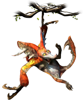 Monster Hunter 4 Ultimate - Beasts - Kecha Wacha