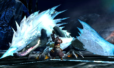 Monster Hunter 4 Ultimate - Beasts - Zamtrios Armour