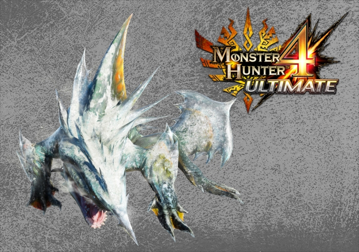 Monster Hunter 4 Ultimate - Beasts - Zamtrios Display