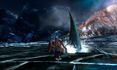 Monster Hunter 4 Ultimate - Beasts - Zamtrios Fin