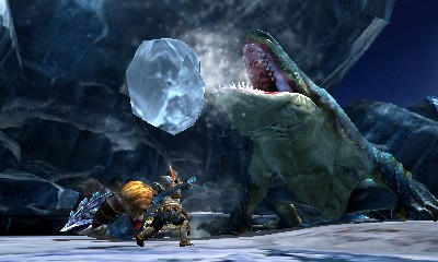 Monster Hunter 4 Ultimate - Beasts - Zamtrios Globs