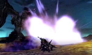 Monster Hunter 4 Ultimate Beasts - Gore Magala - Blast 1