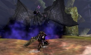 Monster Hunter 4 Ultimate Beasts - Gore Magala - Blast 2