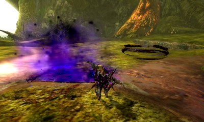 Monster Hunter 4 Ultimate Beasts - Gore Magala - Scales