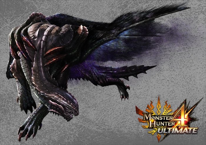 Monster Hunter 4 Ultimate Beasts - Gore Magala
