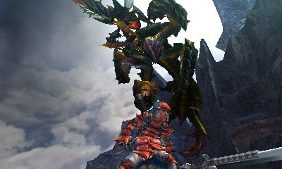 Monster Hunter 4 Ultimate Beasts - Seltas Queen - Air
