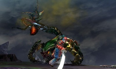 Monster Hunter 4 Ultimate Beasts - Seltas Queen - Brutal