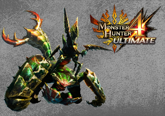 Monster Hunter 4 Ultimate Beasts - Seltas Queen