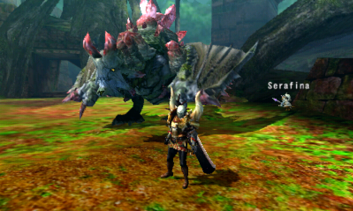 Monster Hunter 4 Ultimate - Beasts - Pink Basarios - Monster