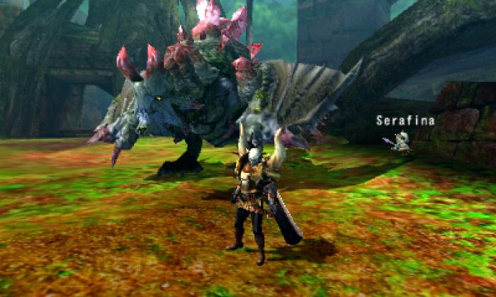 Monster Hunter 4 Ultimate - Beasts - Pink Basarios - Monster