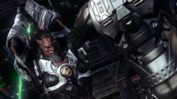 Xenoblade Chronicles X - Alien