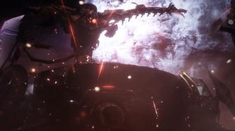Xenoblade Chronicles X - Attacking City