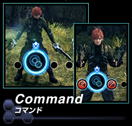 Xenoblade Chronicles X - Classes - Commander