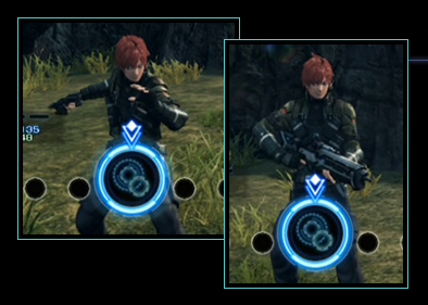 Xenoblade Chronicles X - Classes - Drifter
