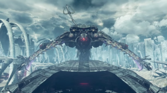 Xenoblade Chronicles X - Concept - Ganglion Zu Pharg Screen