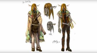 Xenoblade Chronicles X - Concept - L Early Concept