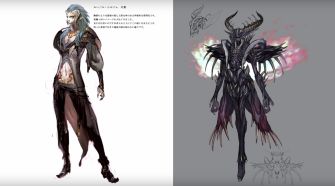 Xenoblade Chronicles X - Concept - L Light Dark