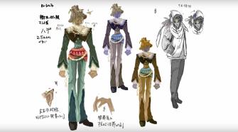 Xenoblade Chronicles X - Concept - L Scarecrow