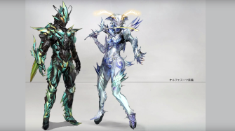 Xenoblade Chronicles X - Concept - Orphean Armour
