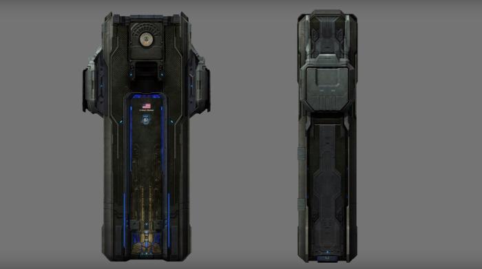Xenoblade Chronicles X - Concept - Zohar