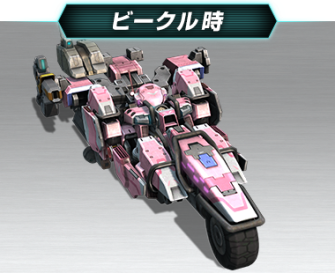 Xenoblade Chronicles X - Doll Model Urban Vehicle