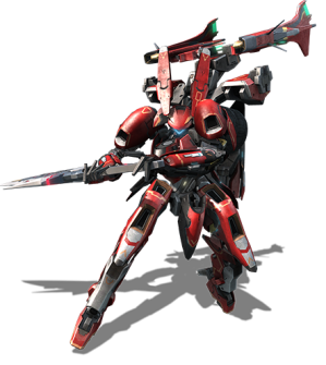 Xenoblade Chronicles X - Doll Model Wels Doll