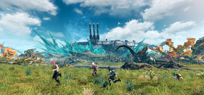 Xenoblade Chronicles X - E3 2015 - Hi Res Mira