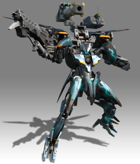 Xenoblade Chronicles X - E3 2015 - Hi Res Skell 1