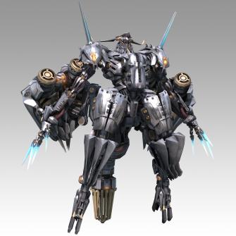 Xenoblade Chronicles X - E3 2015 - Hi Res Skell 3