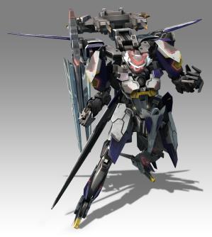 Xenoblade Chronicles X - E3 2015 - Hi Res Skell 5