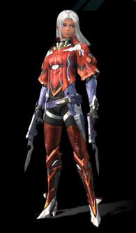 Xenoblade Chronicles X - Elma